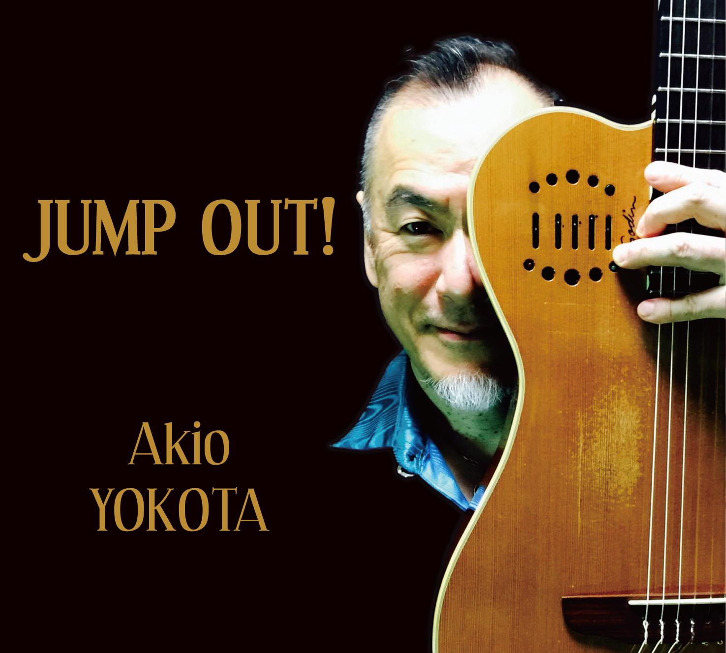 """アコースティックギターマガジン""""Jump Out!""""レビュー"""
